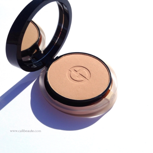 Giorgio Armani Luminous Silk Compact Review