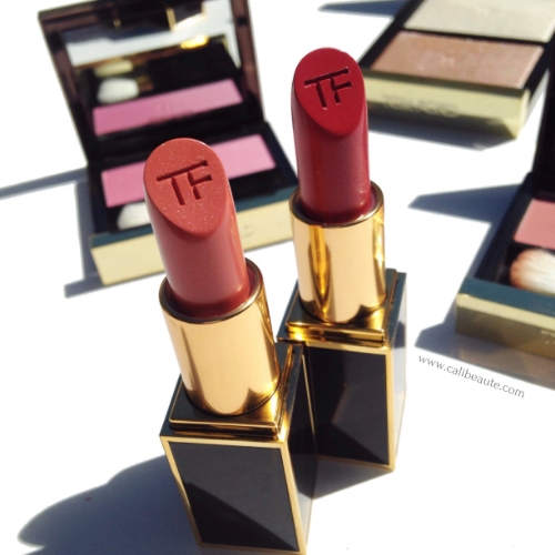 Tom Ford Fall 2015 Swatches & Review