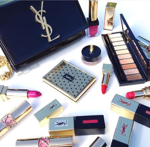 More of my lovely YSL collection. You can find more images on my Instagram.