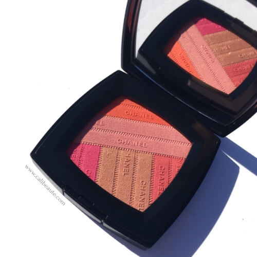 Chanel Sunkiss Ribbon 2016: Photos and Swatches
