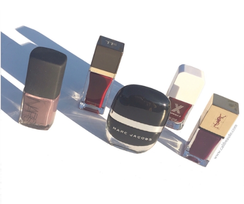 Nail Polish Edit: My Fall Nail Polish Picks