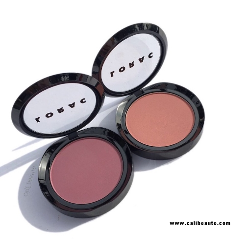 LORAC Color Source Buildable Blushes: Chroma and Technicolor Swatches and Review