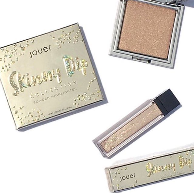 Some shimmering, glowing goodness✨ with @jouercosmetics Skinny Dip Collection! Have you entered my GIVEAWAY for the items above? Two winners! See original post for details. Hope you all had a great start to the week💕 #jouer #jouercosmetics #jouerskinnydip #makeuphaul . . . . . #makeupmess #makeupobsessed #discoverunder100k #maquillage #makeupfanatic1 #hudabeauty #vegas_nay #l4l #like4like #wakeupandmakeup #lipstick #slaytheflatlay #fakeupfix #makeupoftheday #gaintrick #bblogger #igdaily #instabeauty #liveglam #beautyblogger #makeupmafia #recent #gainpost #makeupslaves