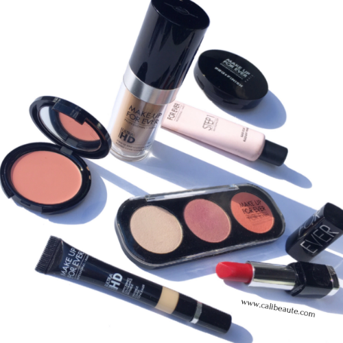 Makeup Forever Ultra HD Foundation and Ultra HD Concealer Review