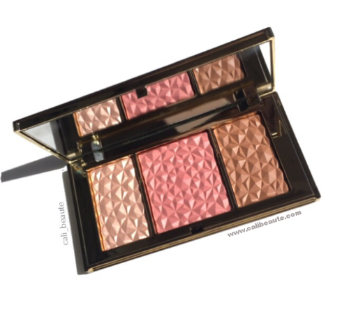 Estee Lauder Summer Goddess Collection 2016: Summer Glow Multi Palette Review and Swatches