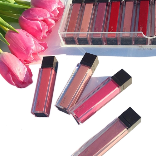 Jouer Long Wear Lip Creme Liquid Lipstick: Review and Swatches
