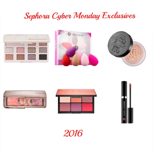 Sephora Cyber Monday 2016 Exclusives: Hot New Releases