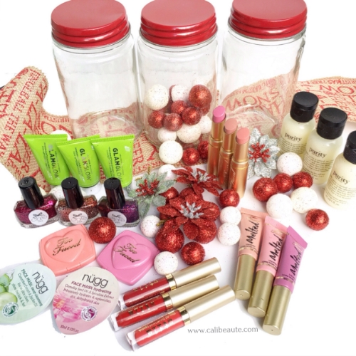 DIY Holiday Beauty Gift Idea