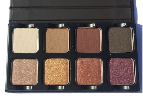 Viseart Petite Pro Palette Review and Swatches