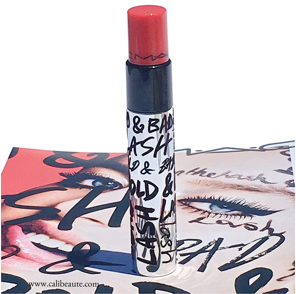 MAC Cosmetics BOLD & BAD LASH REVIEW