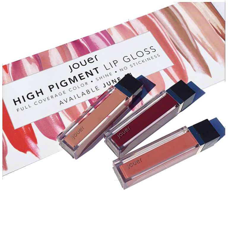 Jouer High Pigment Lip Gloss|www.calibeaute.com