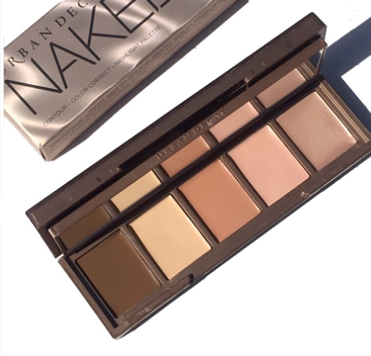 Urban Decay Naked Skin Shape shifters palette, review swatches  www.calibeaute.com