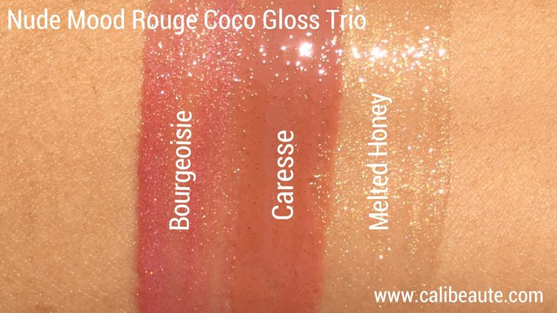 Chanel Nude Mood Rouge Coco Swatches Nordstrom Anniversary Sale |www.calibeaute.com