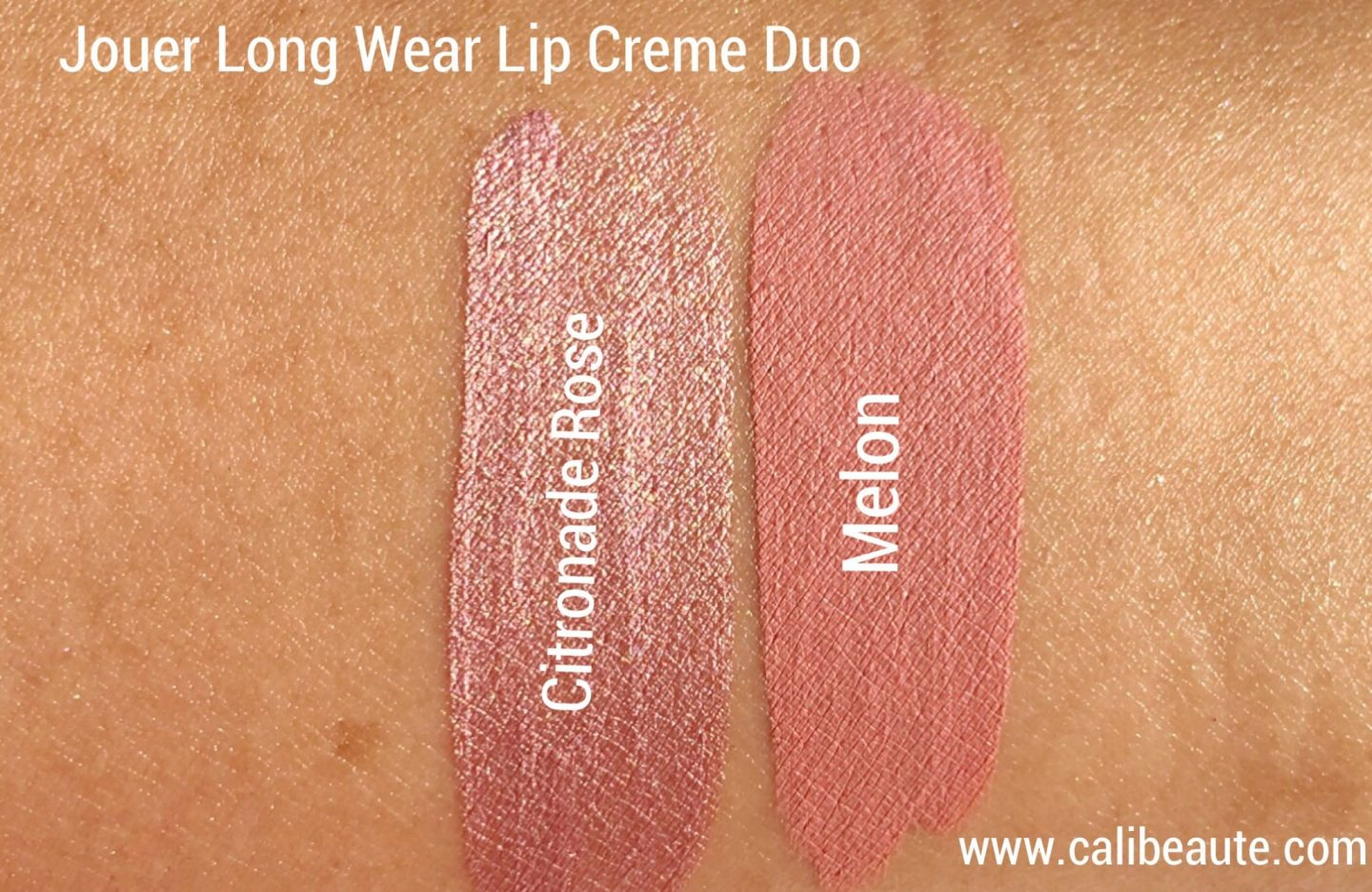 Jouer Lip Creme Duo Swatches Nordstrom Anniversary Sale