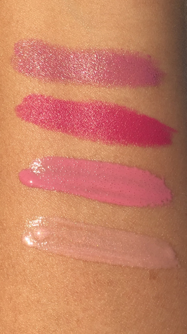 MAC LOOK in a BOX Baby Be Cool Swatches Lipstick swatches |www.calibeaute.com