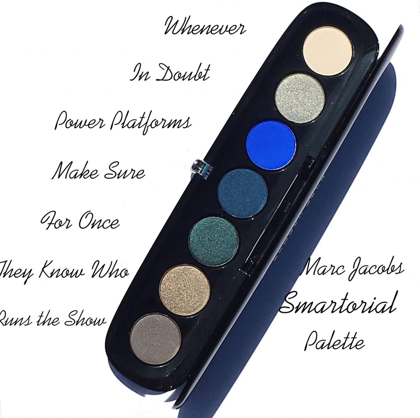 Marc Jacobs Smartorial Palette Review |www.calibeaute.com