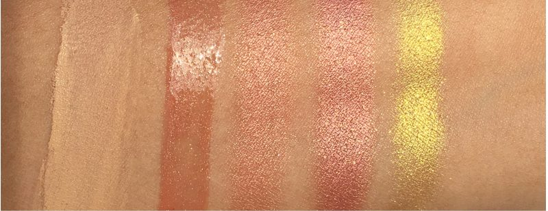 Fonts Beauty By Rihanna swatches | www.calibeaute.com