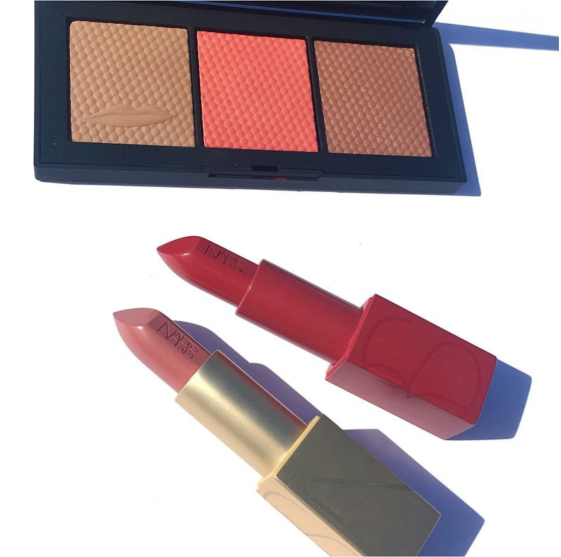 Nars Man Ray Holiday Collection Swatches and Review www.calibeaute.com