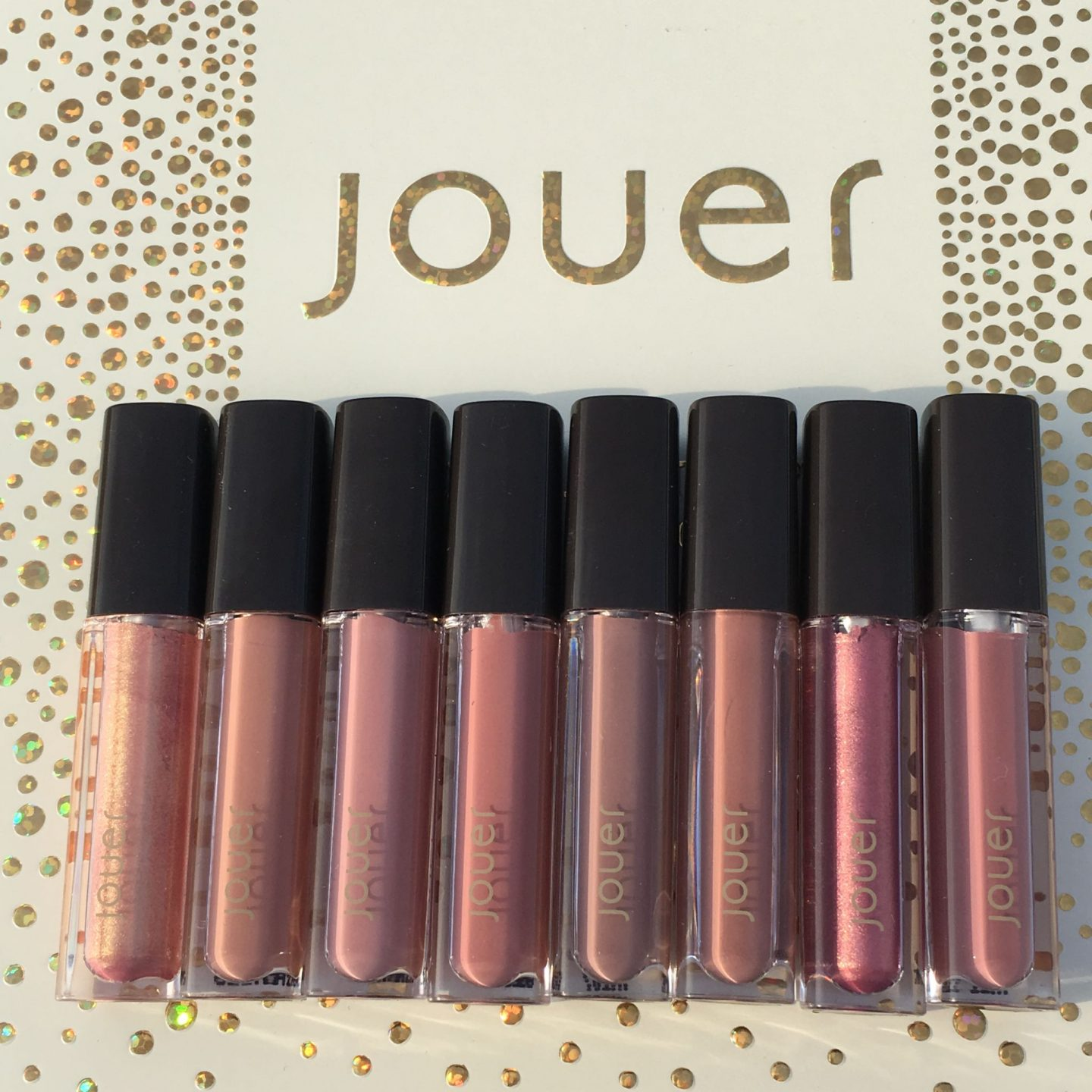 Jouer Holiday Collection 2017 Review and swatches  www.calibeaute.com
