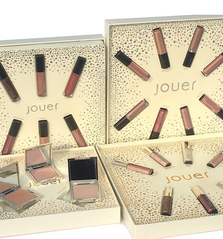Jouer Holiday Collection 2017 Review and swatches |www.calibeaute.com