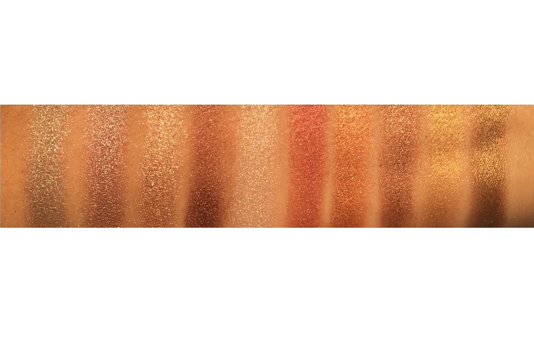 Urban Decay Heavy Metal holiday collection review swatches www.calibeaute.com