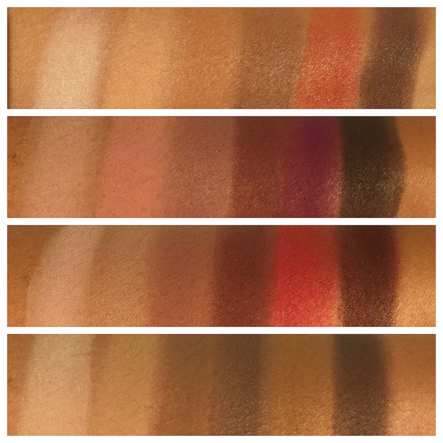 Viseart Grande Pro Volume one swatches www.calibeaute.com