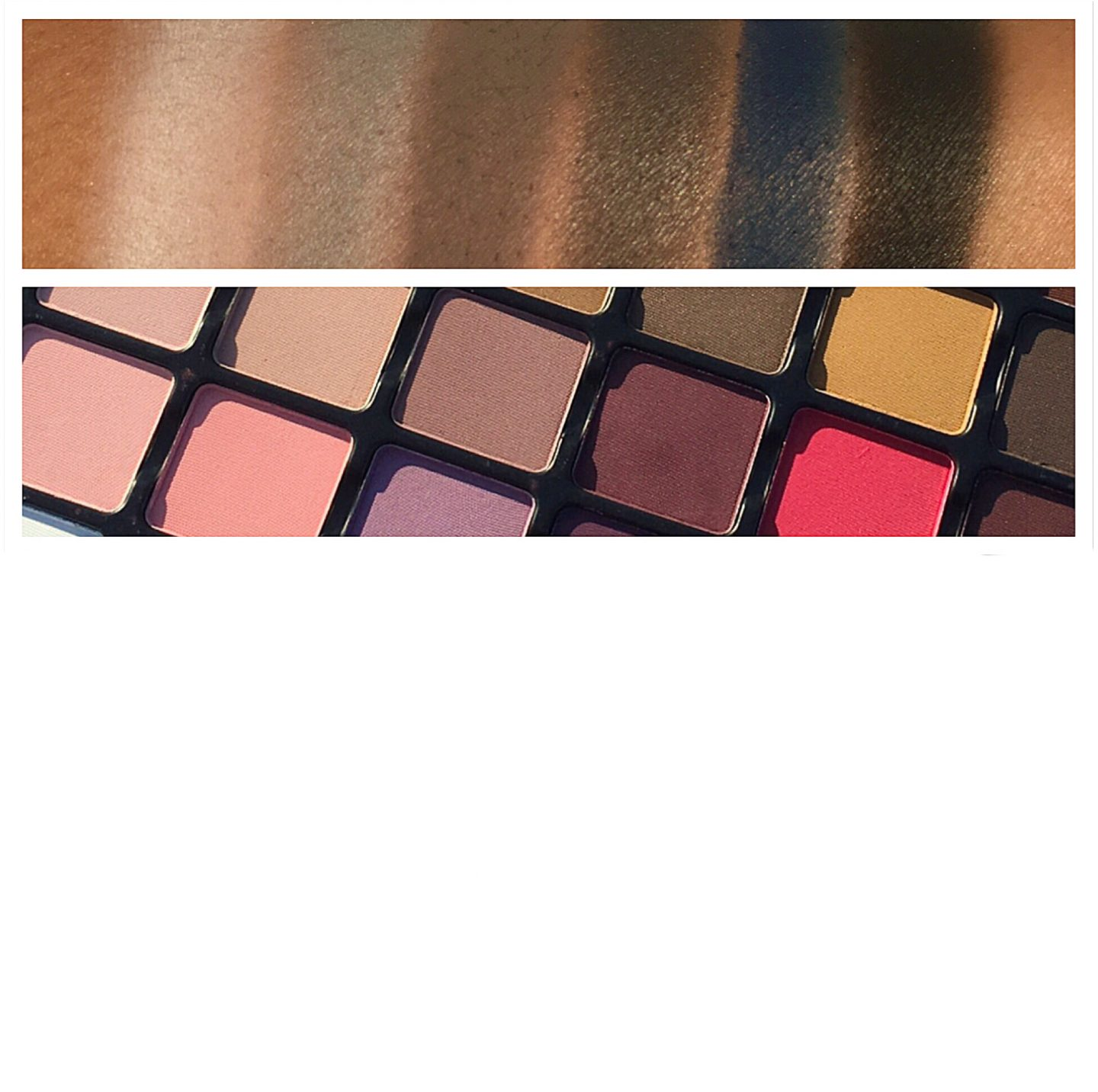 Viseart Grande Pro Vol 1 swatches and review