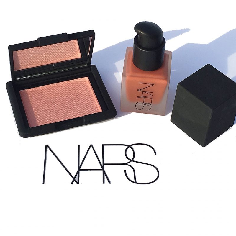 NARS Spring 2018 Color Collection swatches and review www.calibeaute.com
