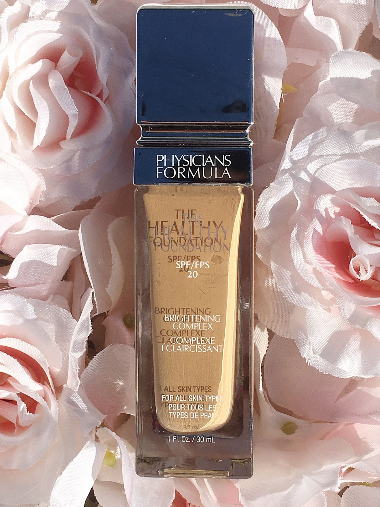 Physicians Formula The Healthy Foundation Review