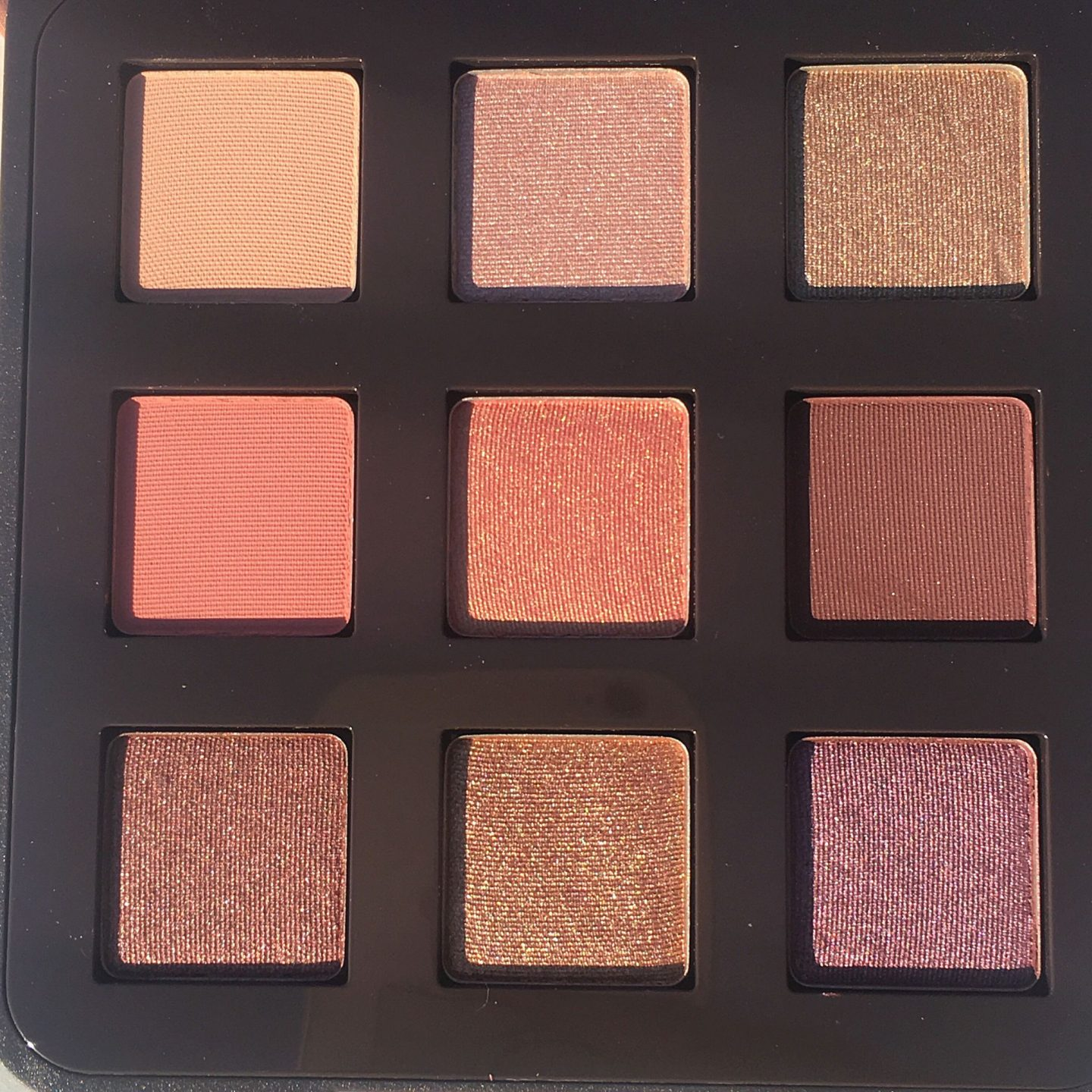 Viseart Tryst Palette Review and Swatches Seamless Setting Powder Eye Primer www.calibeaute.com