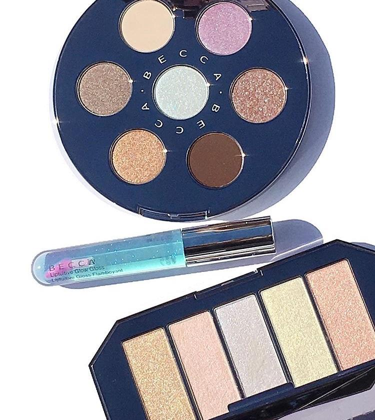 Becca Cosmetics Ocean Jewels Collection Review & Swatches