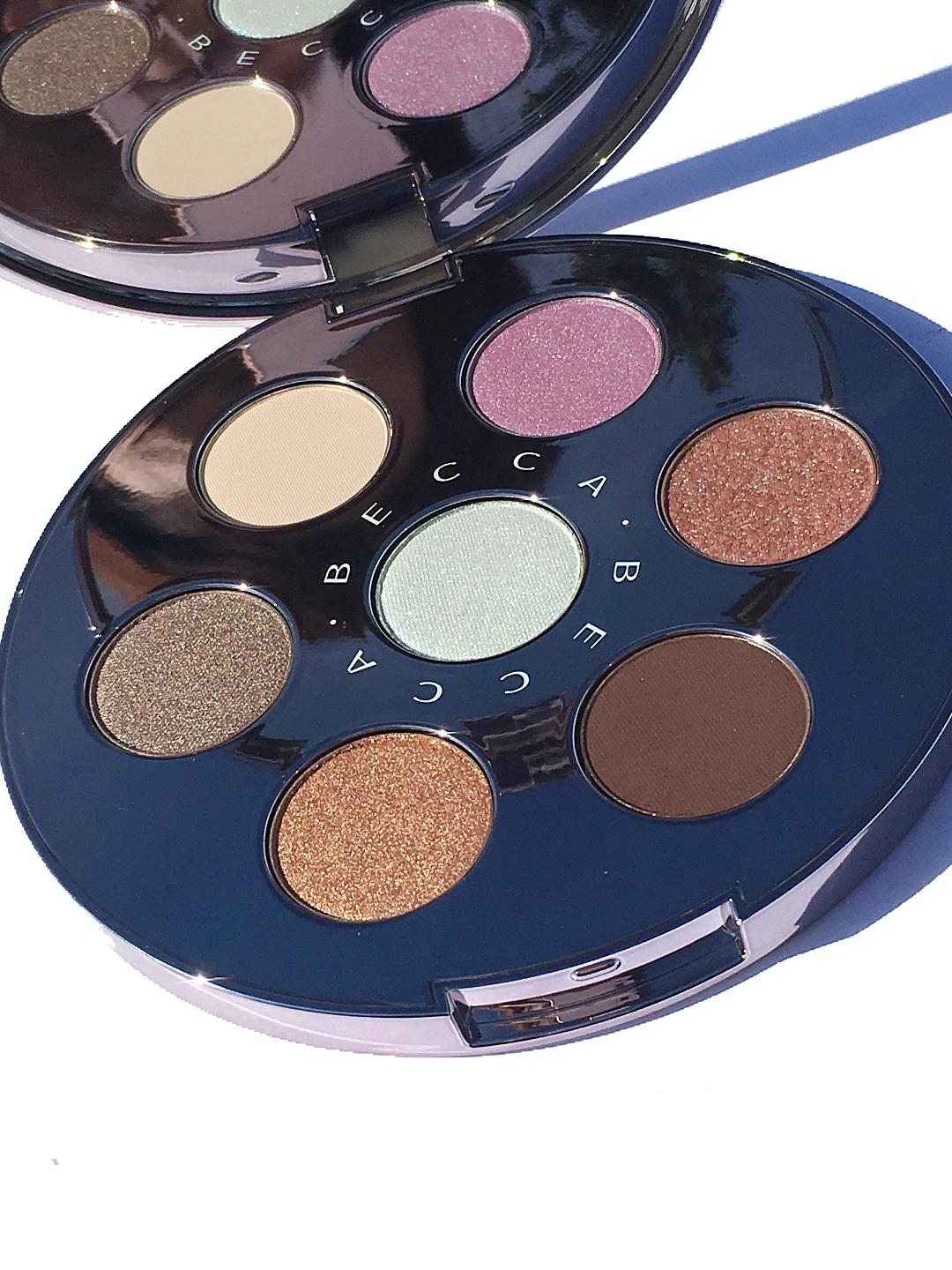 Becca Cosmetics Ocean Jewels Collection Review and Swatches www.calibeaute.com