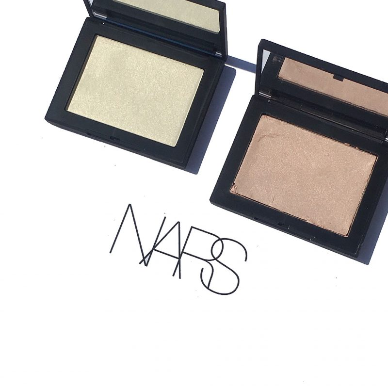 NARS Highlighting Powders Review and Swatches www.calibeaute.com