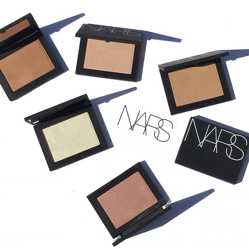 NARS Highlighting Powders Review & Swatches www.calibeaute.com