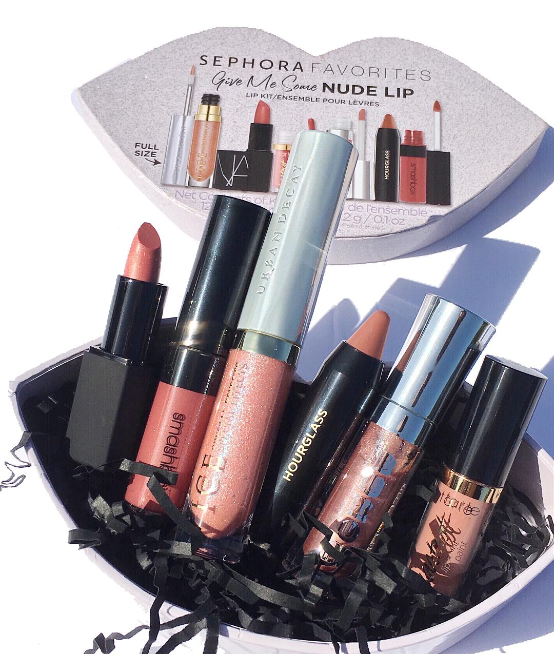 Sephora Favorites Give Me Some Nude Lip 2018 Swatches Sephora spring sale www.calibeaute.com