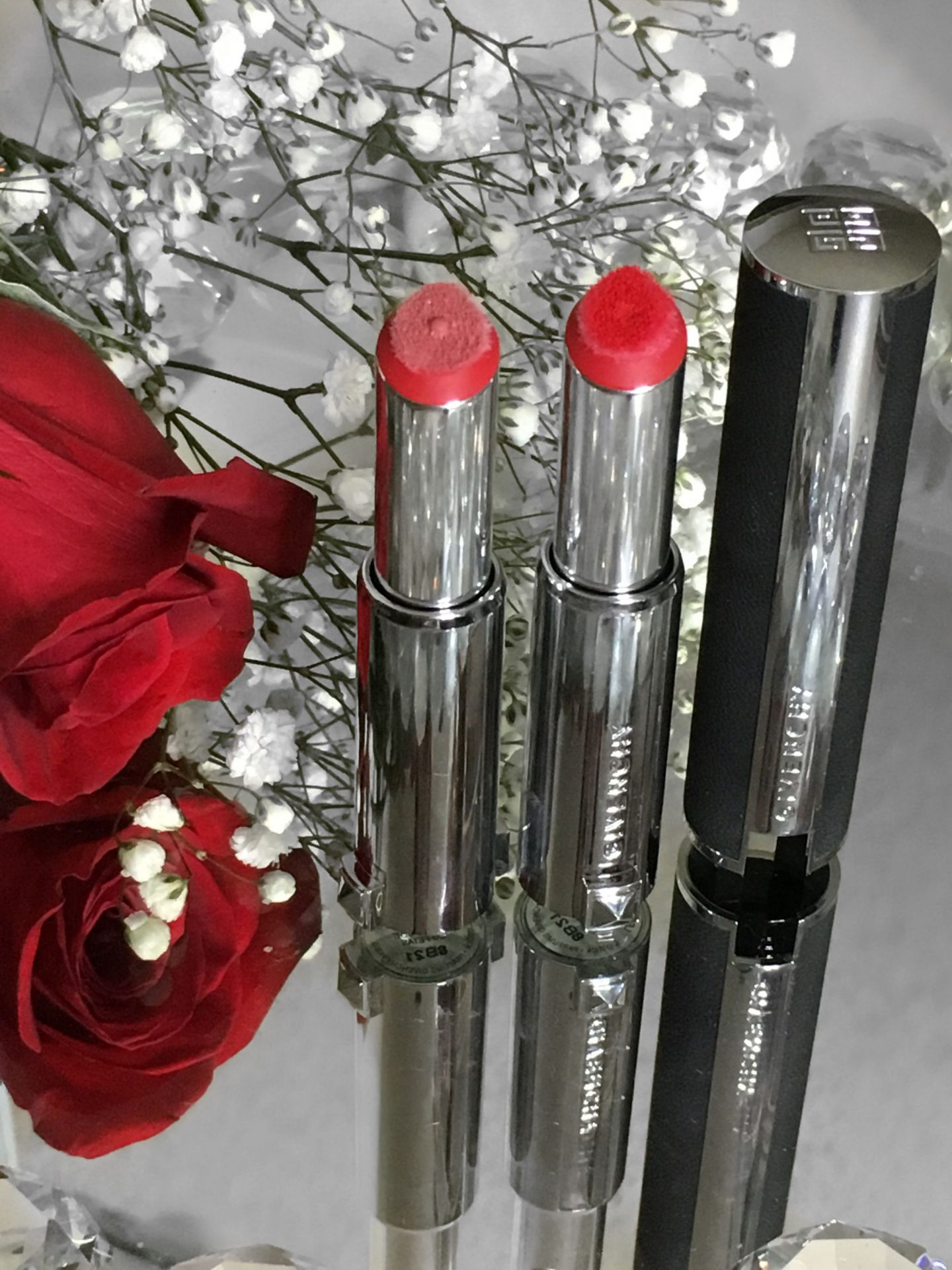 Givenchy Le Rouge Liquide Review & Swatches