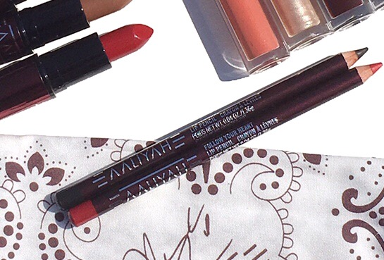 MAC Aaliyah Collection Swatches Review www.calibeaute.com