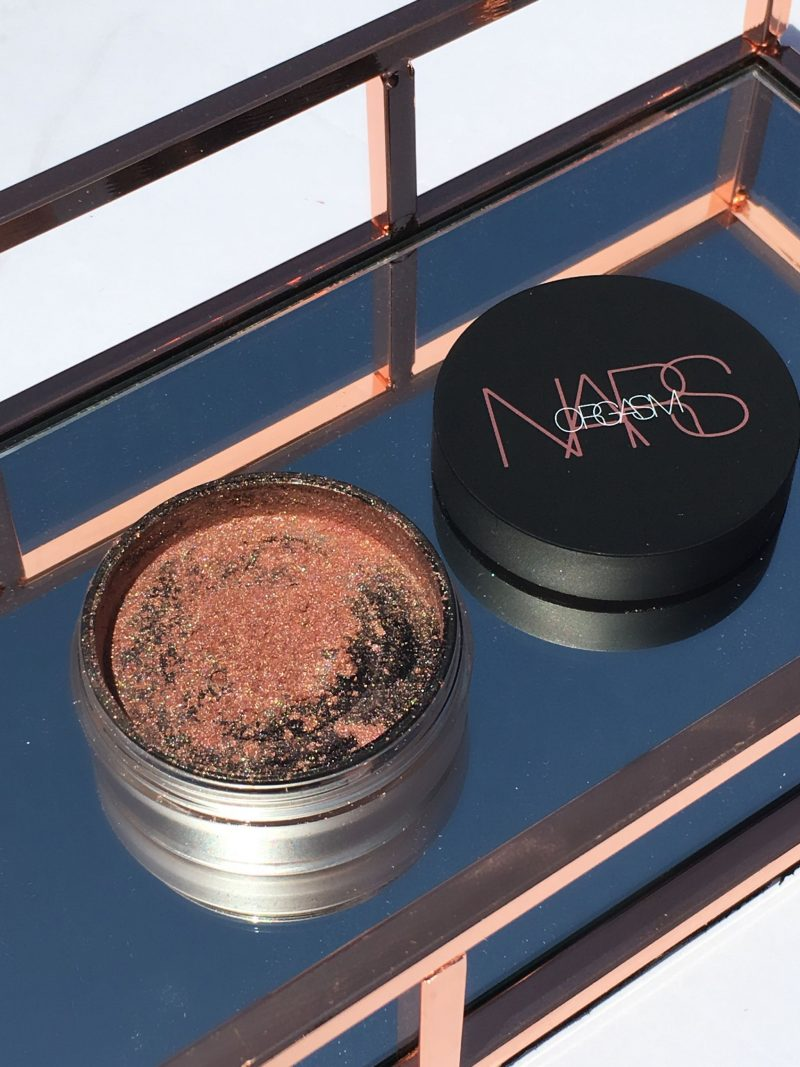 NARS Orgasm collection 2018 review and swatches www.calibeaute.com