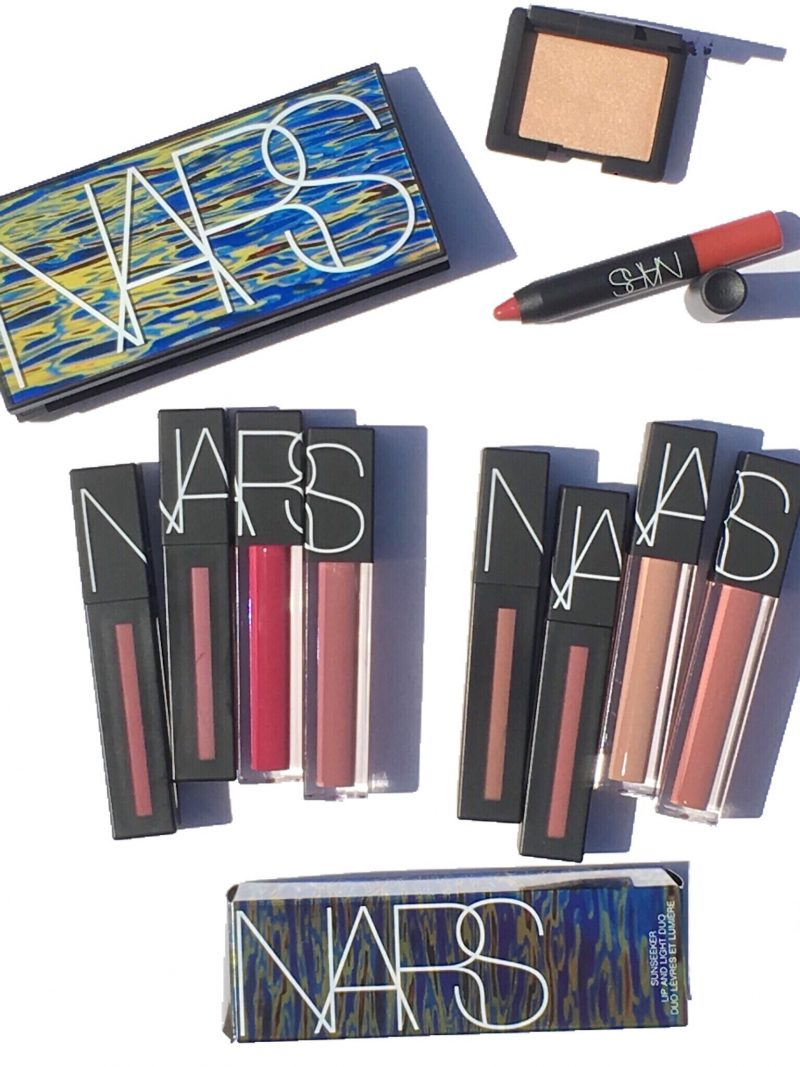 NARS Endless Summer Collection Review & swatches www.calibeaute.com