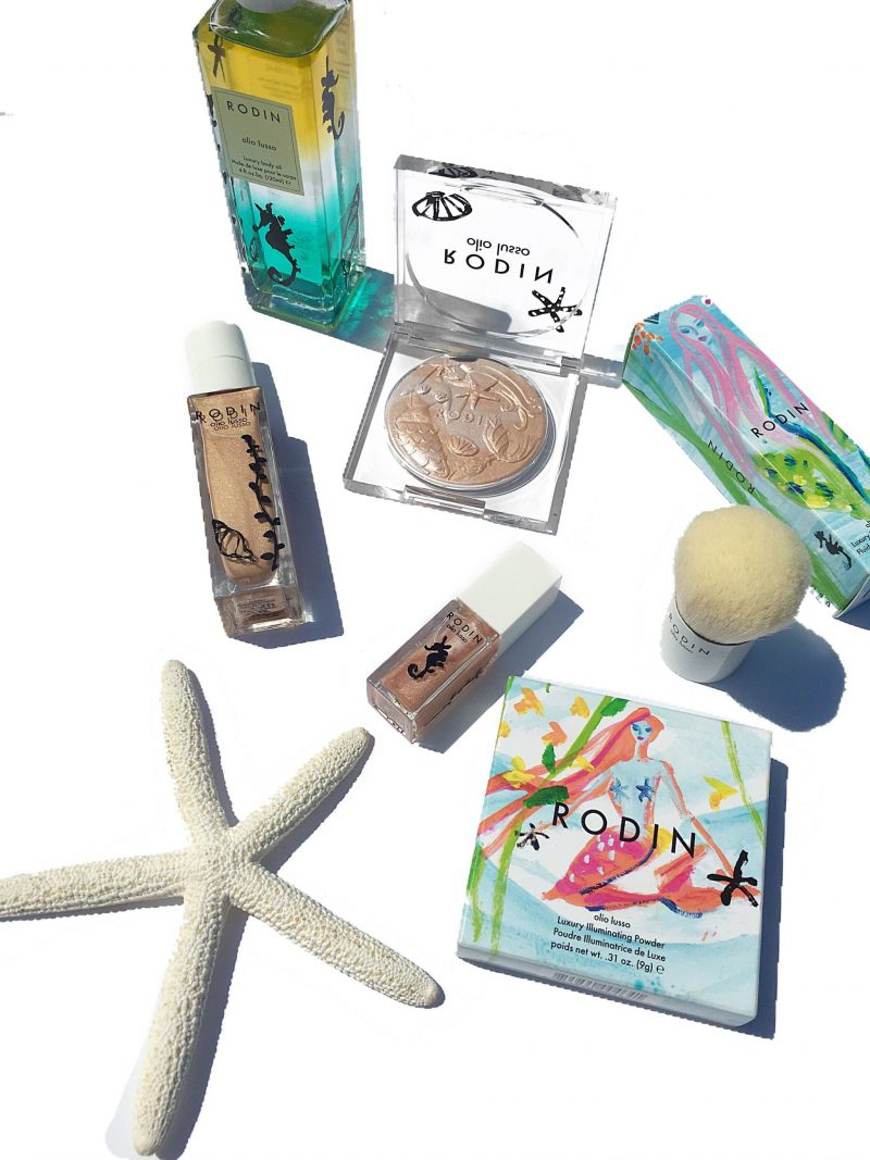 Rodin Olio Lusso Mermaid Collection Review www.calibeaute.com