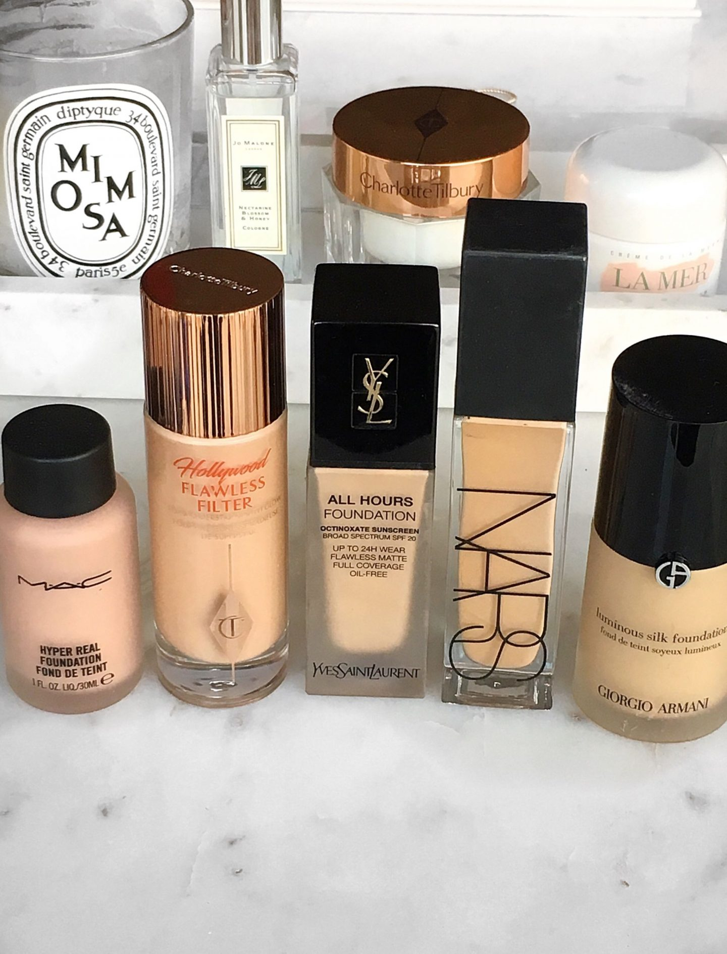 Nordstrom Flawless Foundation Routine www.calibeaute.com