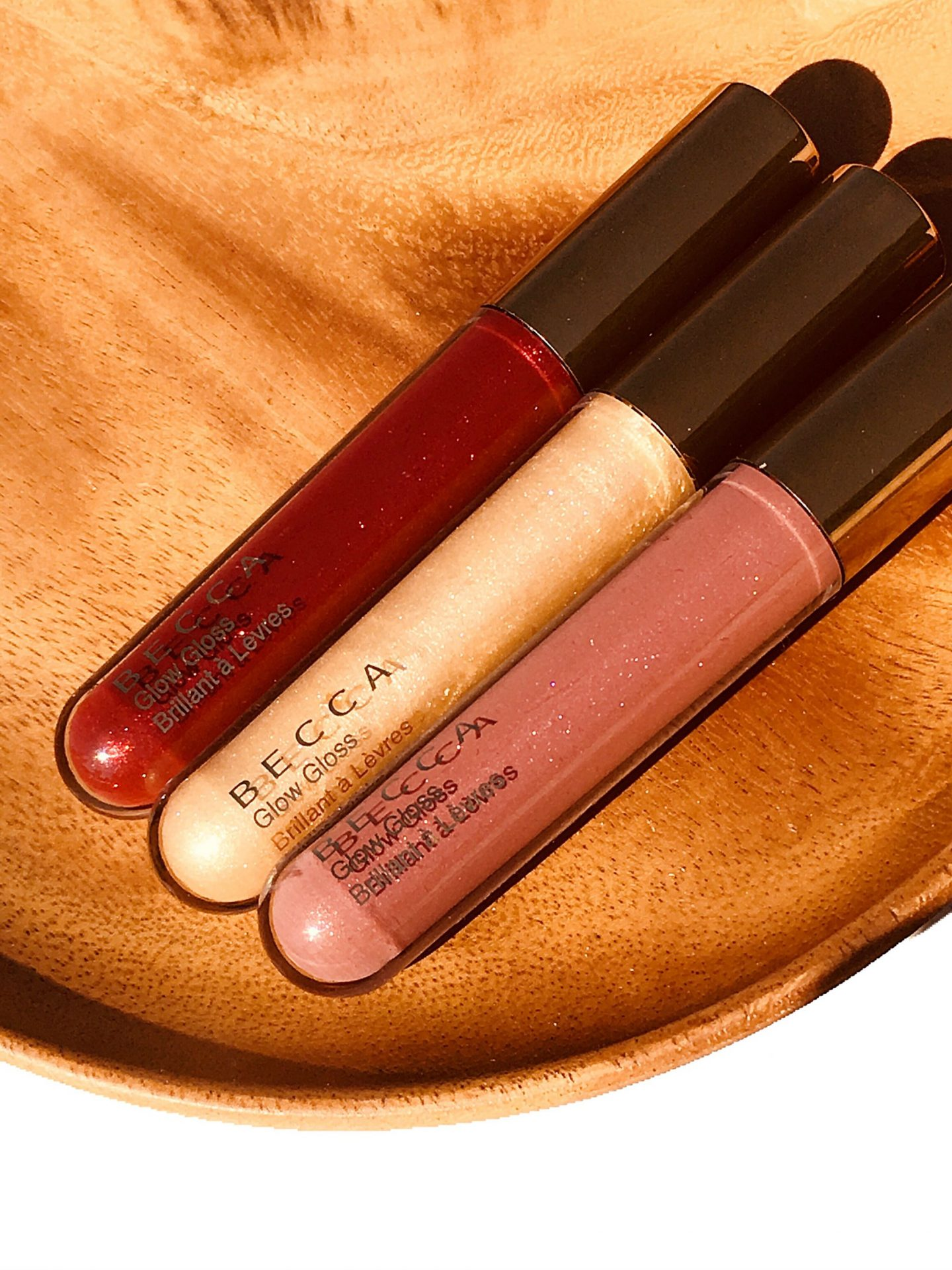 becca Cosmetics Volcano Collection review & swatches www.calibeaute.com