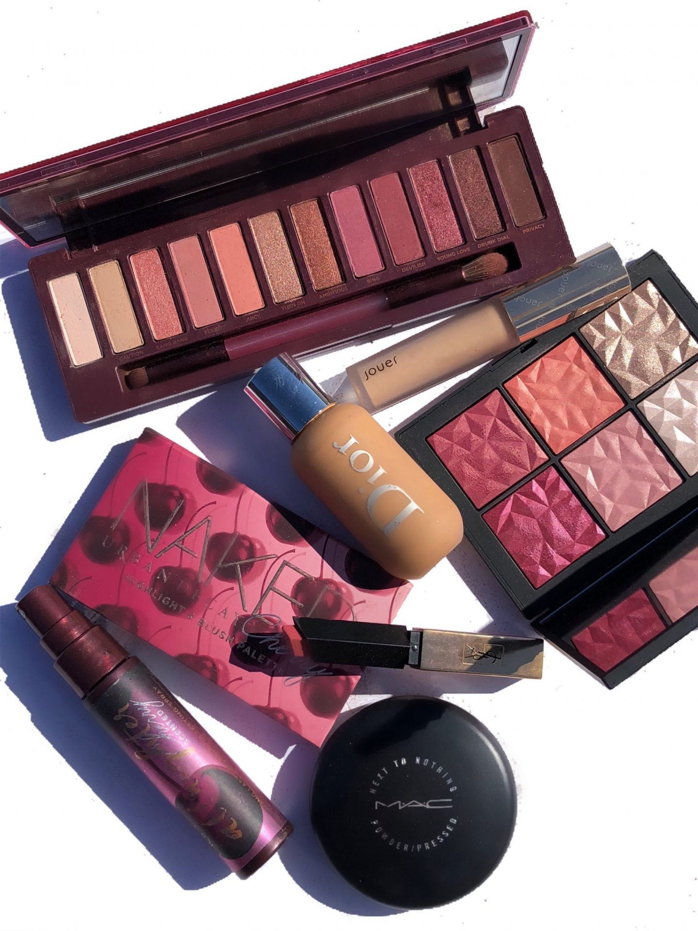 Fall Makeup Edit: 8 Products I'm Currently Loving