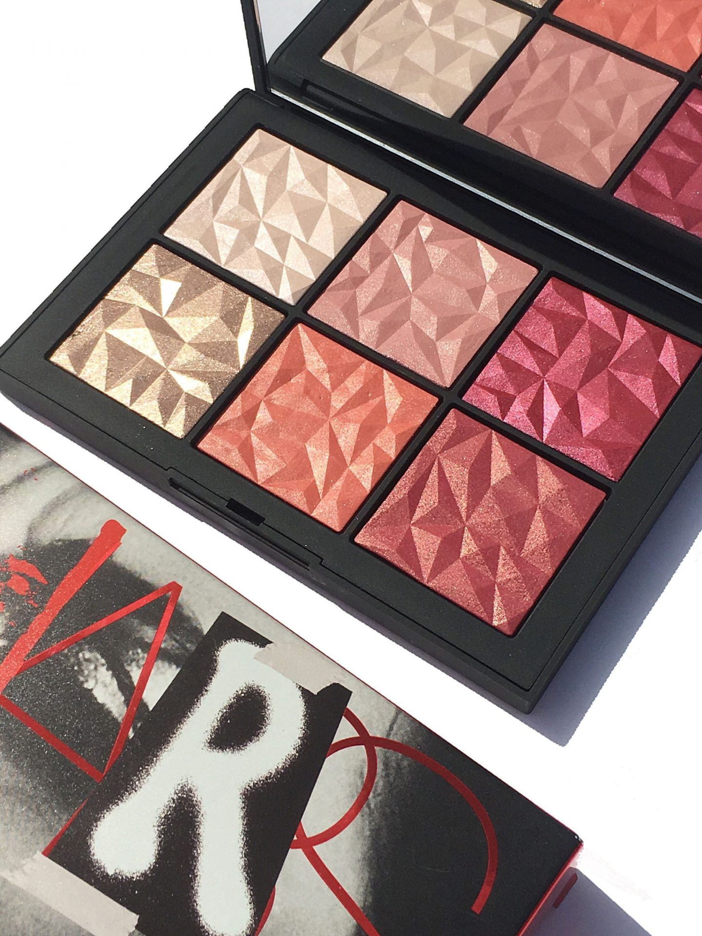 NARS Hot Tryst Cheek Palette Review & Swatches