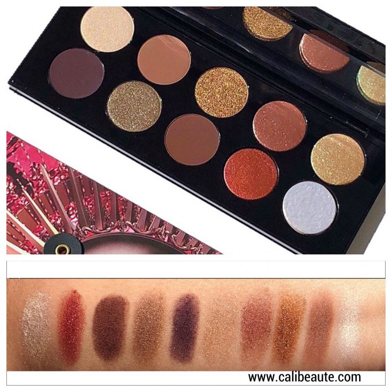 Pat Mc Grath Bronze Seduction Swatches www.calibeaute.com