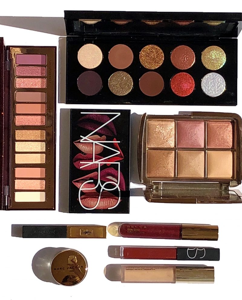 Sephora Holiday Bonus Sale 2018 Recommendations and swatches