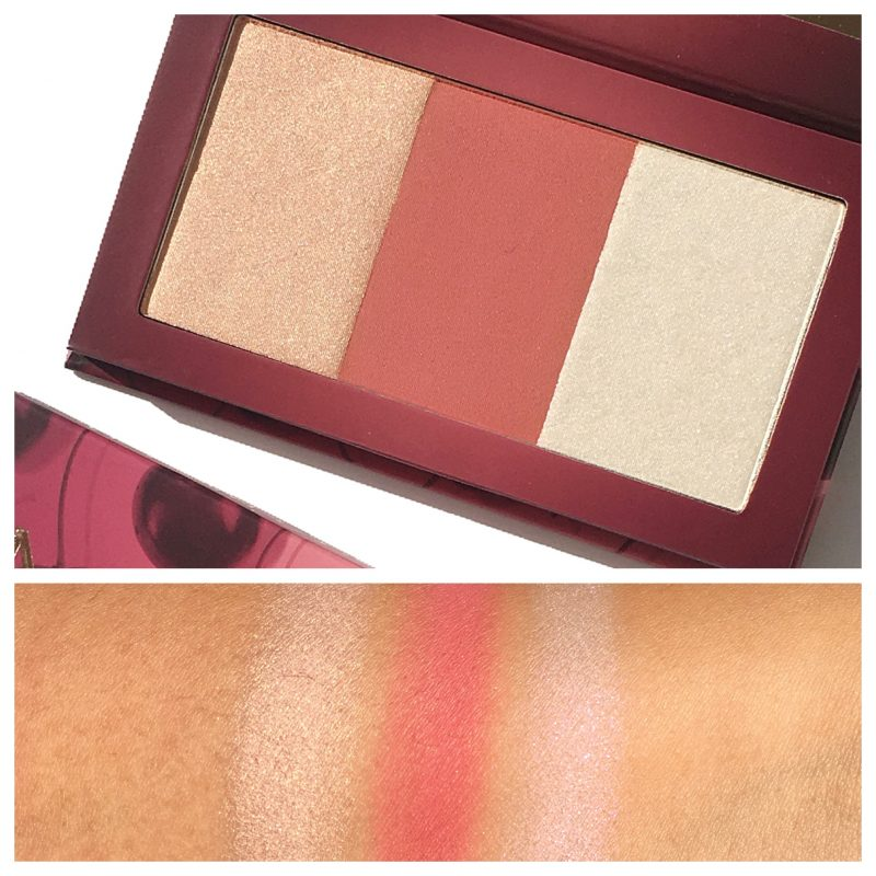 Urban Decay Naked Cherry Collection review and swatches www.calibeaute.com
