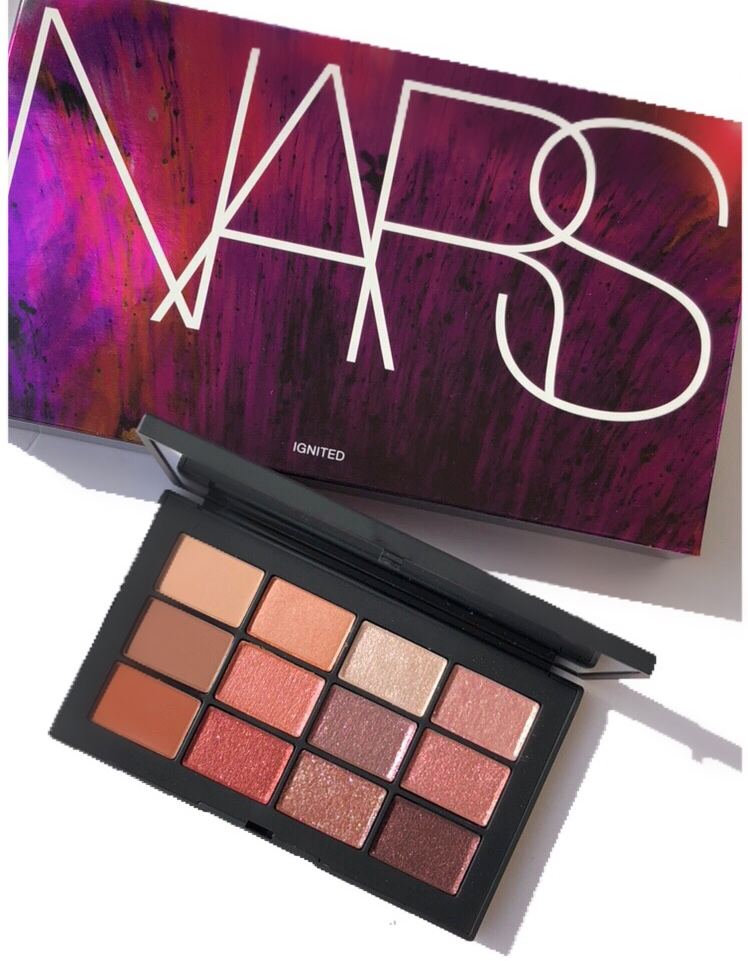 NARS Ignited Palette Photos and Swatches