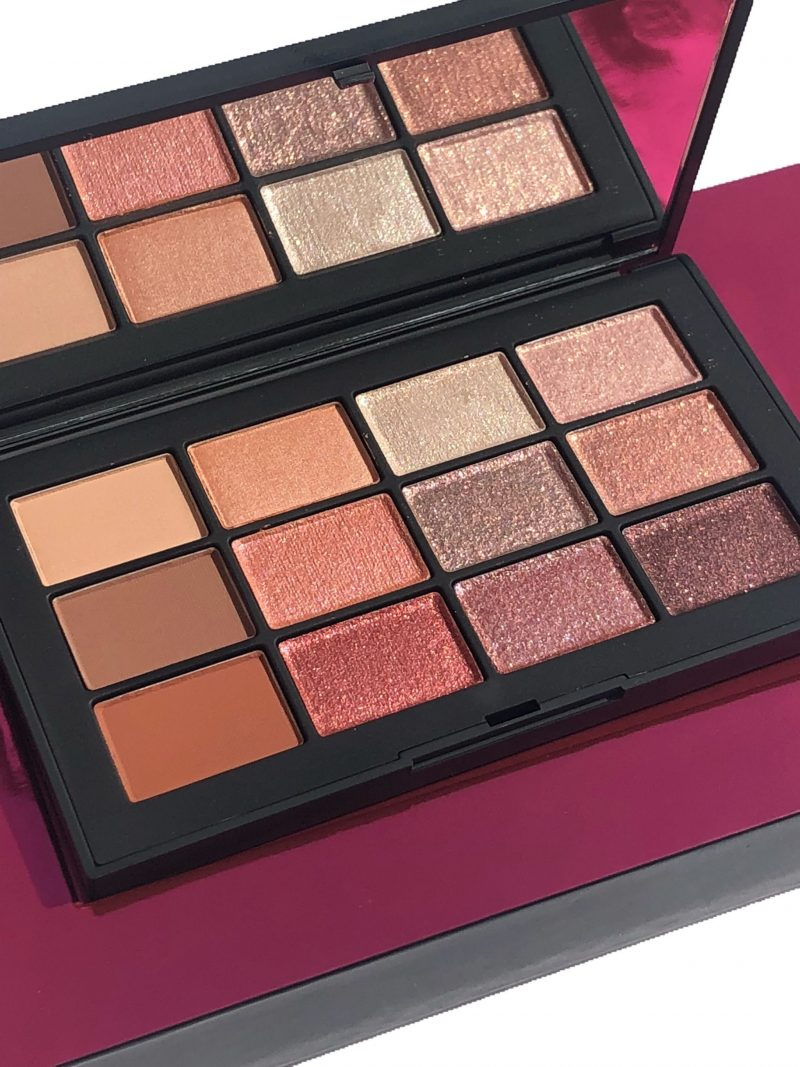 NARS Ignited Eyeshadow Palette Review and Swatches www.calibeaute.com