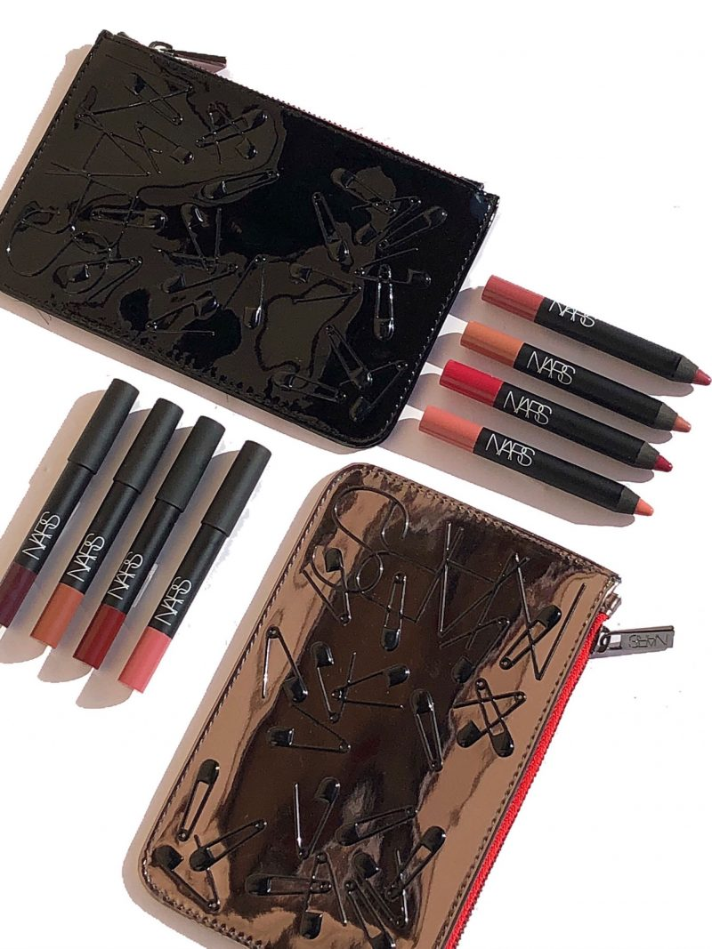 NARS Holiday Collection 2018 Review Swatches www.calibeaute.com
